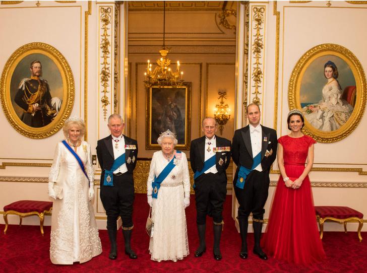 Фото №2 - Особый момент: принц Уильям может стать «временным» Королем уже сейчас