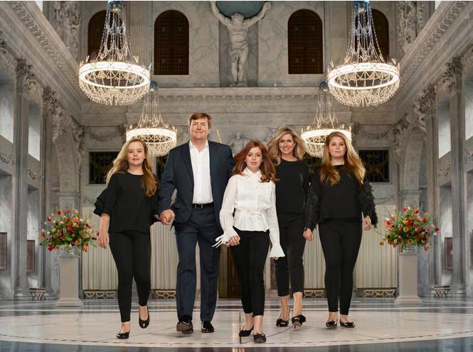 Фото №2 - 3 факта, которые вы не знали о королевской семье Нидерландов