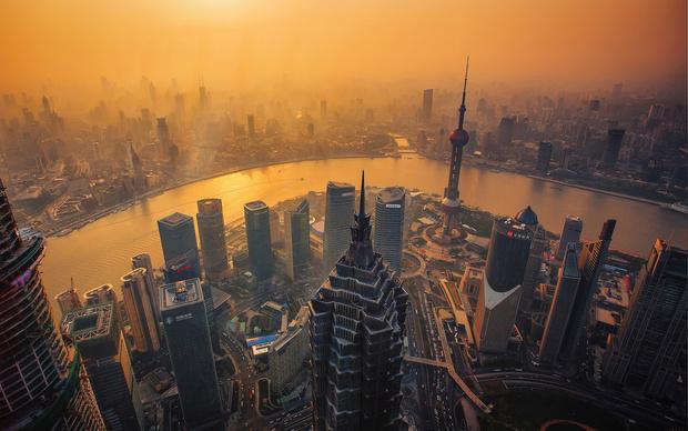 Фото №1 - Китай готовится создать второй гигаполис с населением свыше 100 млн человек