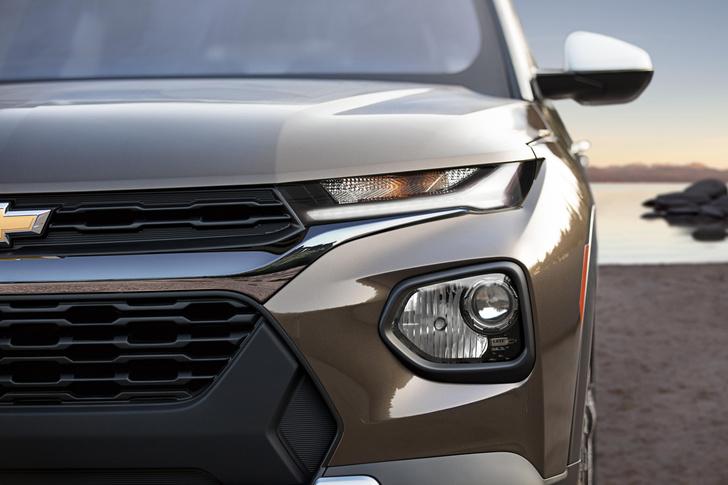 Фото №1 - Новый Chevrolet Trailblazer показал, как не надо продавать автомобили