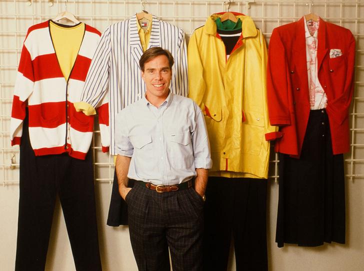 Фото №1 - История моды: как создавался Tommy Hilfiger