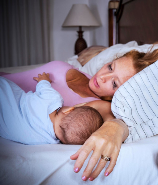 Фото №2 - Синдром внезапной смерти младенца: когда не хватает воздуха, гормонов и… счастья