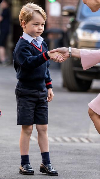 Фото №5 - Самые милые фото, на которых принцев Уильяма и Джорджа не отличить друг от друга
