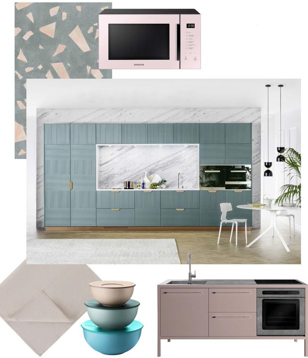 Фото №3 - Лучшие покупки для кухни и ванной комнаты