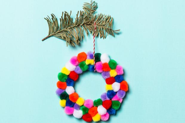 Фото №19 - Делаем новогодние украшения своими руками