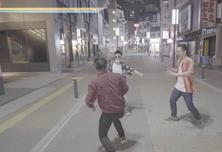 Японский видеограф воссоздает GTA на реальных улицах, и кадры трудно отличить от игры (видео)