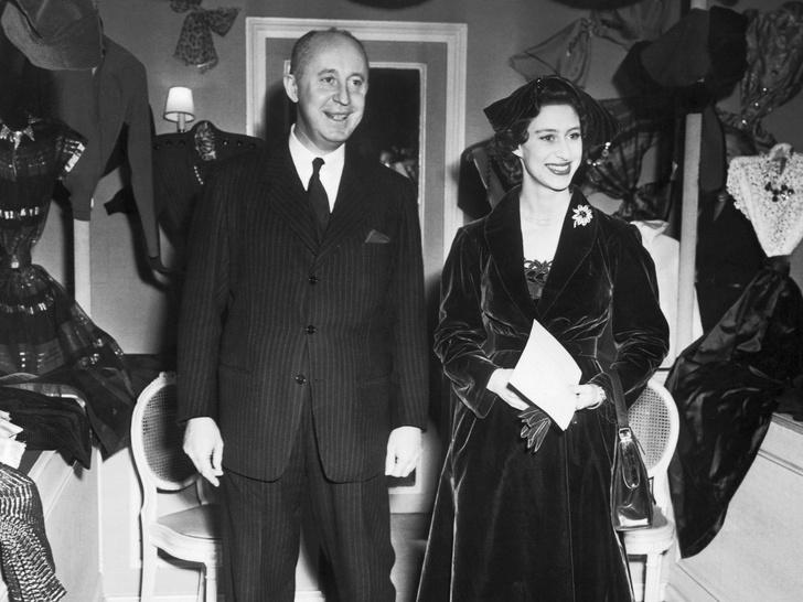 Фото №1 - Модная дружба: принцесса Маргарет и ее особые отношения с Кристианом Диором