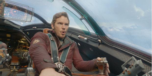 Фото №4 - Крис Прэтт о своей новой роли в «Стражах Галактики»