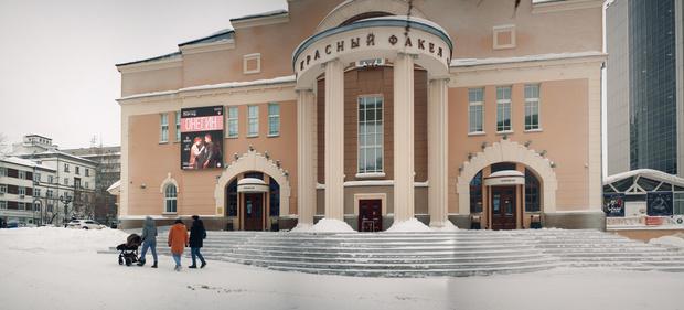 Фото №24 - «Роковые яйца»: прогулка по улице Ленина с актером Егором Овечкиным