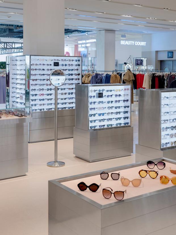 Фото №3 - Обновленный корнер Ochki Boutique в универмаге «Цветной»