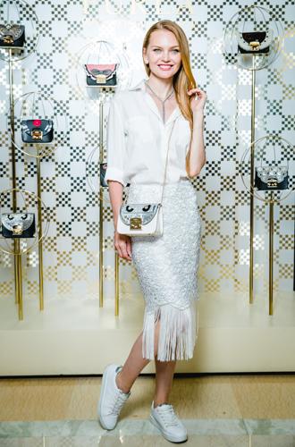 Фото №14 - Звезды в Сочи оценили новую капсульную коллекцию сумок Furla