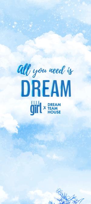 Фото №2 - Хочешь обои для смартфона с Dream Team House— скачай на Elle Girl