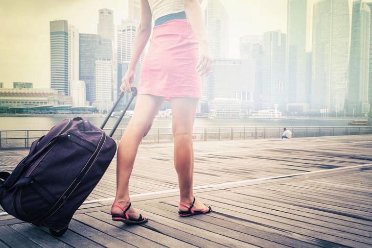 Фото №1 - Сингапур усложнил порядок получения виз для женщин до 30 лет