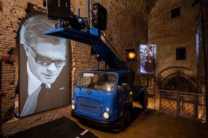 Фото №4 - Новый музей Федерико Феллини в Римини