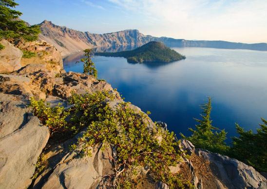 Фото №2 - 10 самых красивых озер в мире