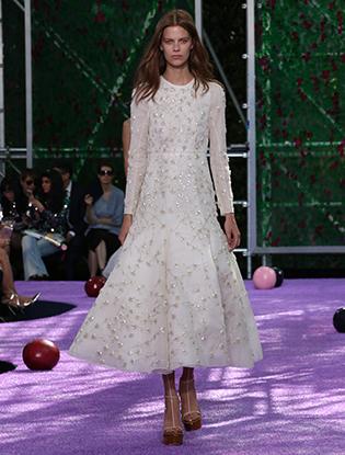 Фото №56 - Неделя Высокой моды в Париже: Dior Couture AW2015/16