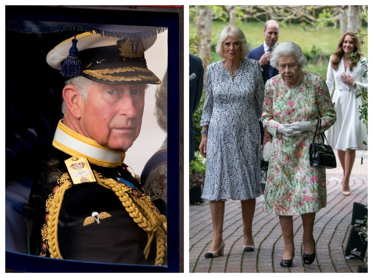 Фото №1 - Чарльз забирает Арчи в Лондон, а Королева передает власть Камилле: 5 новых (и очень странных) слухов о Виндзорах