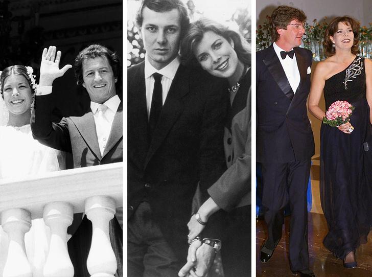 Фото №14 - «Ни один Гримальди не будет счастлив в браке»: 7 жертв проклятия княжеской семьи Монако
