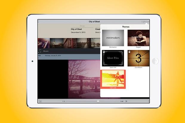 8mm for iPad  приложение