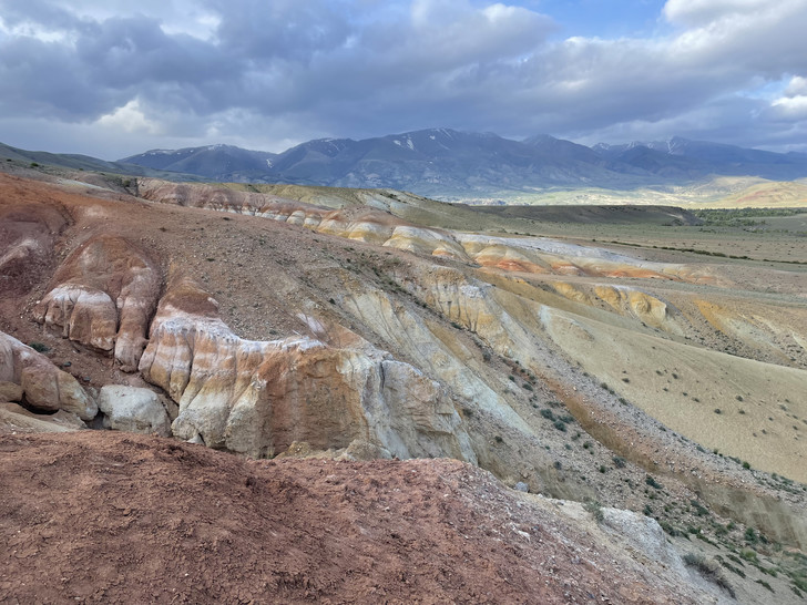 Фото №16 - Снежные барсы, Марс и волшебное озеро: 6 чудес Горного Алтая, которые должен увидеть каждый