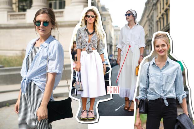 Фото №1 - 7 главных fashion-уловок, которые преобразят твой наряд