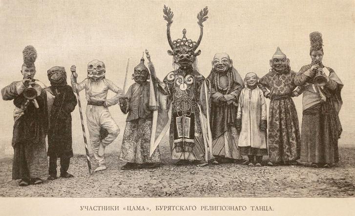 Фото №3 - Открой личико! Самые эффектные маски народов мира