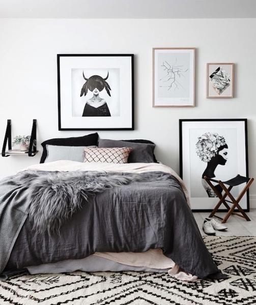 Фото №14 - Шах и мат: черно-белый цвет в интерьере