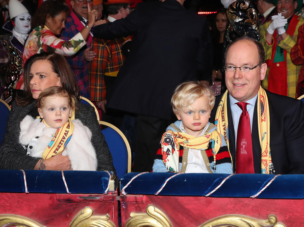 Фото №8 - Принц Жак и принцесса Габриэлла: четвертый год в фотографиях