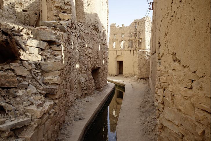 Фото №1 - Если в кране нет воды: афладж как центр жизни в Омане