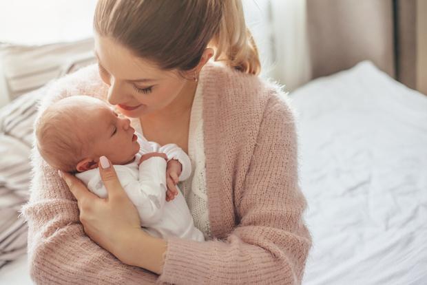Дискомфорт и срыгивания у малыша
