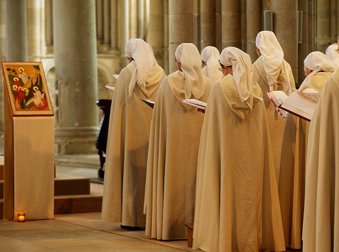 Фото №6 - История одной монахини: «Глас божий из Youtube позвал меня»