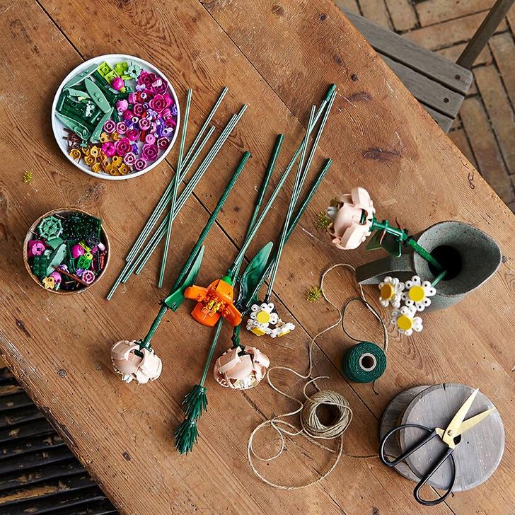 Фото №3 - Ботаническая коллекция от LEGO