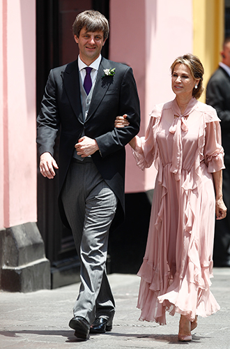 Фото №6 - Принц Кристиан Ганноверский сыграл повторную свадьбу (теперь с размахом)