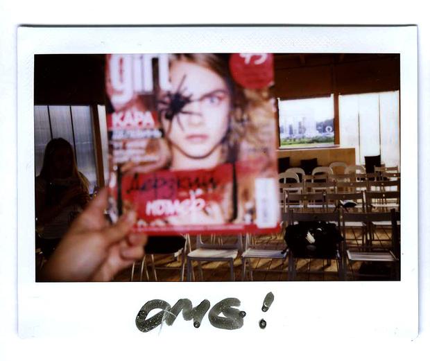 Фото №2 - Школа fashion-журналистики Elle Girl в МУЗЕОНЕ: как это было