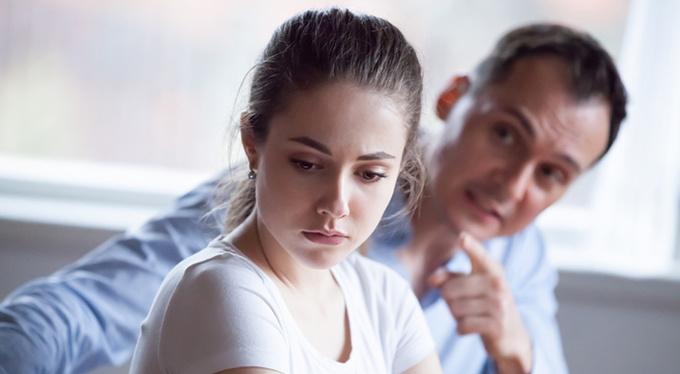 «Хватит это терпеть!» или Как побороть агрессию партнера?