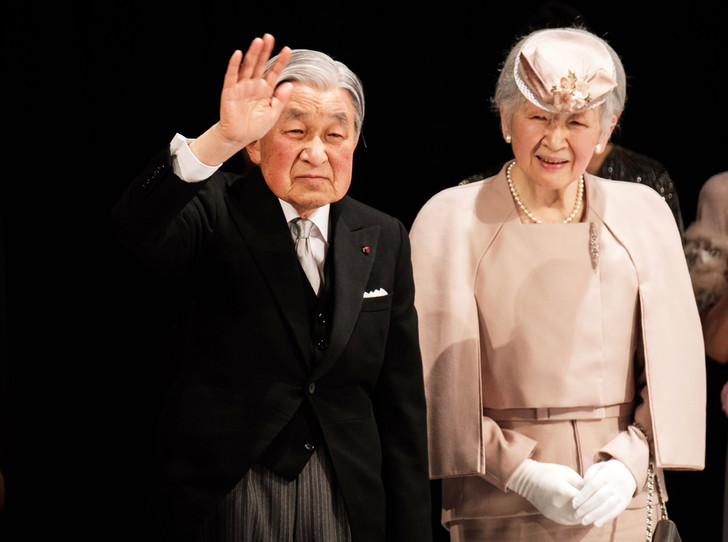 Фото №1 - Конец эры Хэйсэй: японский император Акихито отрекся от престола