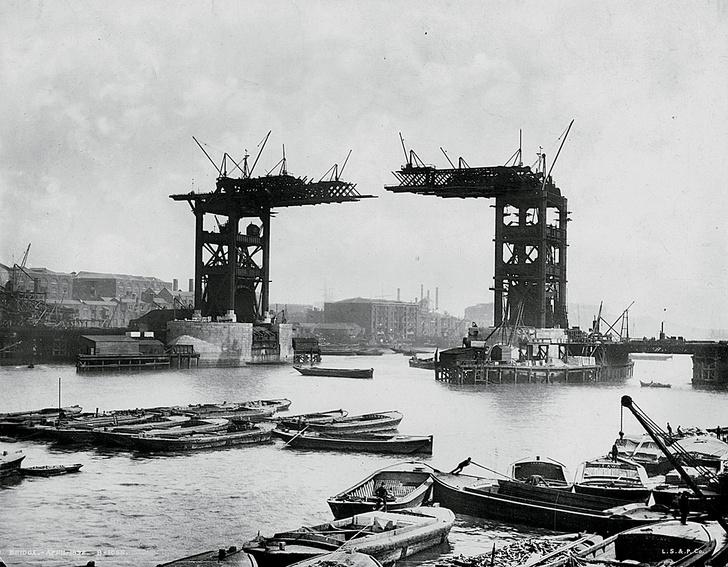Фото №2 - Тауэрский мост