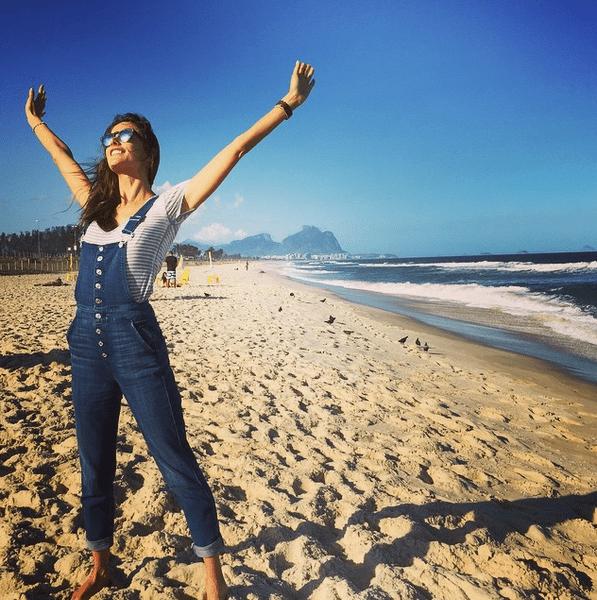 Фото №2 - Звездный Instagram: Знаменитости на море