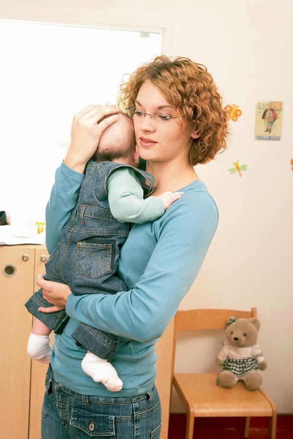 Фото №5 - 7 способов успокоить малыша
