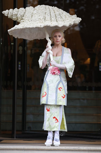 Фото №26 - Как Леди Гага стала настоящей леди (и почему она больше не королева эпатажа)