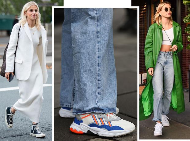 Фото №1 - Самые модные кроссовки весны и лета 2021