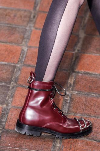 Фото №99 - Самая модная обувь сезона осень-зима 16/17, часть 2