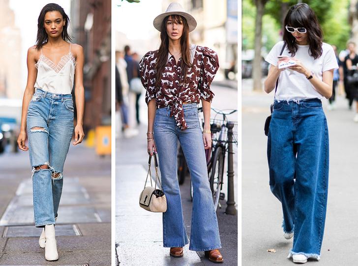Фото №1 - Три пары джинсов, которые должны быть в гардеробе у каждой женщины
