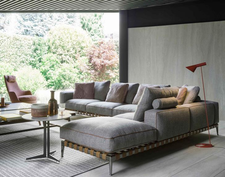 Фото №4 - Flexform: коллекция мебели 2020