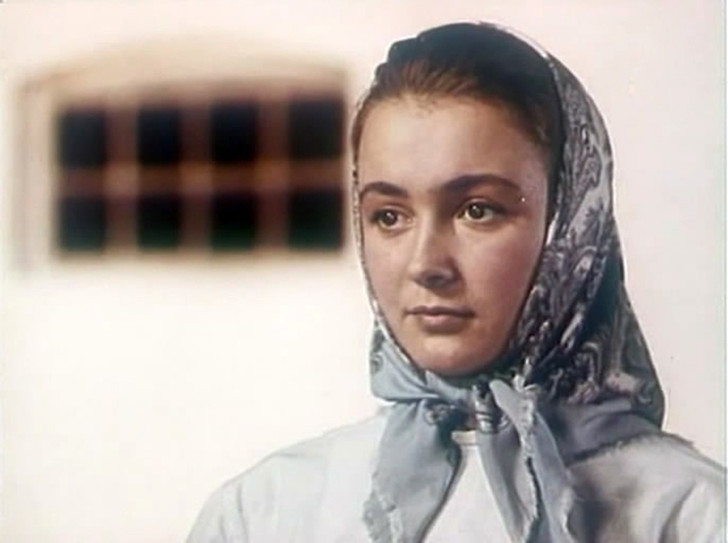 Любовь Стриженова фото в молодости