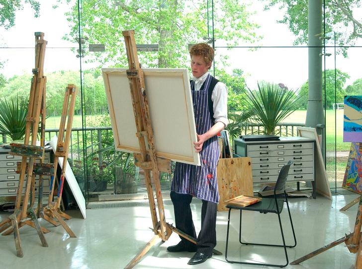 Фото №4 - Как принц Гарри жил во время учебы в Итоне
