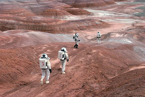 Фото №2 - Марс на Земле