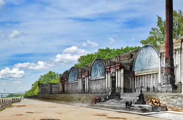 Фото №4 - «Город-сказка, город-мечта»: безумные проекты развития Новосибирска