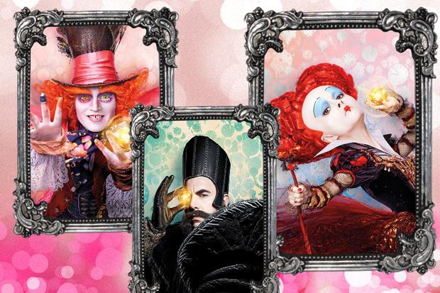 Фото №2 - Смотри первый трейлер «Алисы в Зазеркалье»