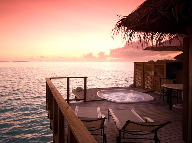 Фото №2 - Мальдивы: секс, спа и дайвинг